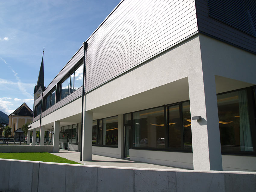 Generationenhaus - Hollersbach
